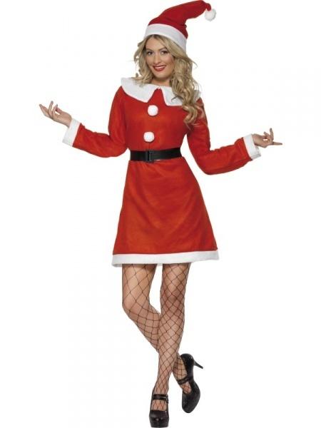 f8539333d Kostým Miss Santa. Úvod > Karnevalové kostýmy > Vánoční ...