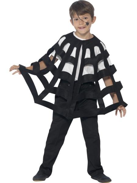 Pavoučí dětský plášť - Halloween Kostýmy a Masky 635b3b3947f